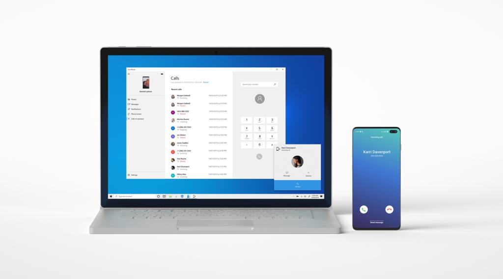 ارتباط تلفنی با لپ تاپ برای کاربران اندروید