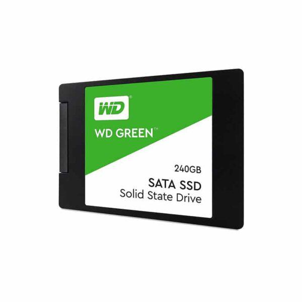 اس اس دی وسترن Green PC 240GB