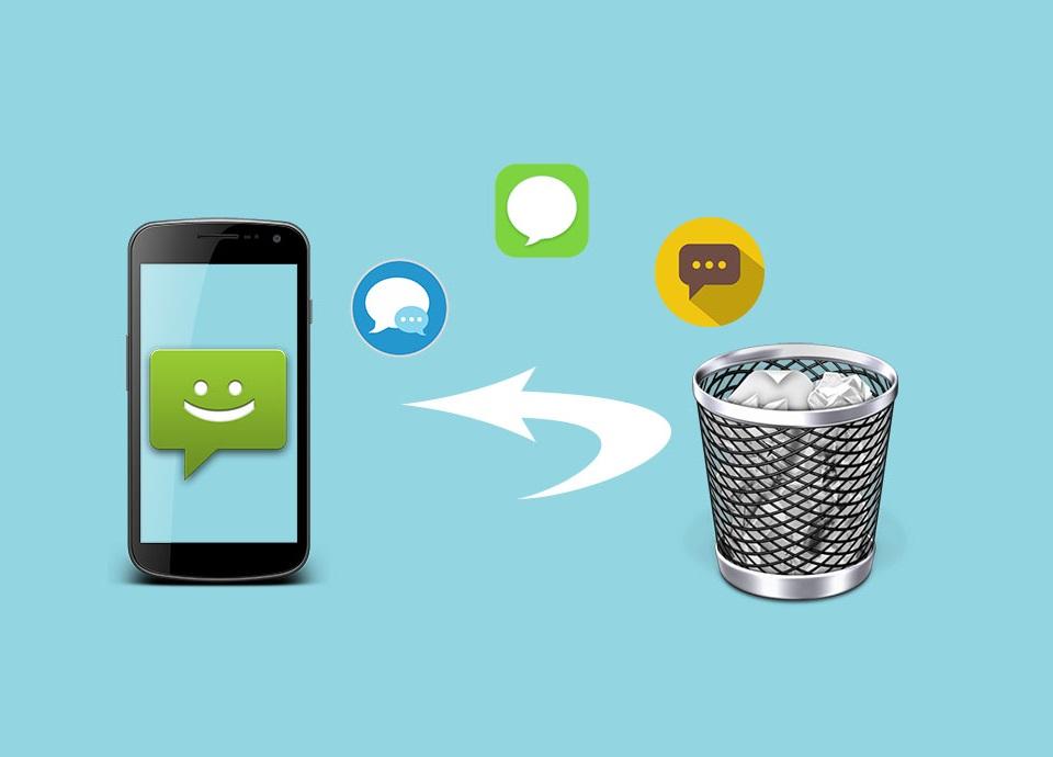 برگرداندن پیام در Android
