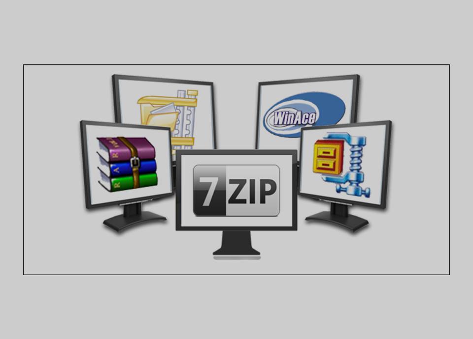 استخراج فایل Zip