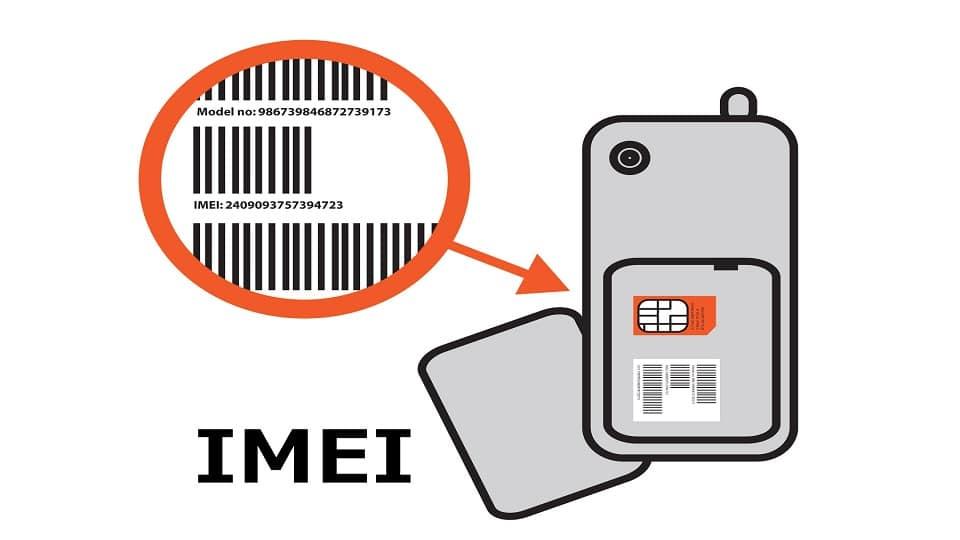 کد IMEI