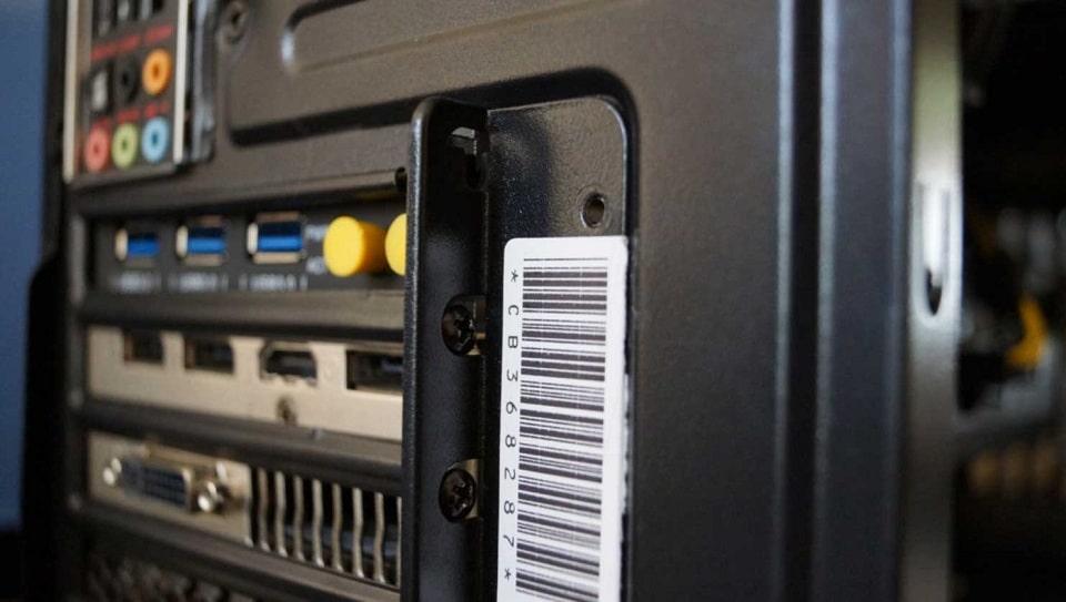 نصب کارت شبکه