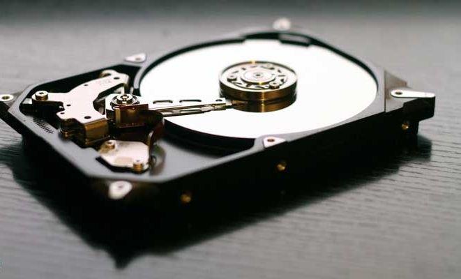 بازیابی هارد دیسک