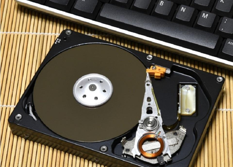 ریکاوری هارد دیسک