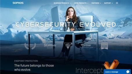 آنتی ویروس Sophos Free Antivirus and Security