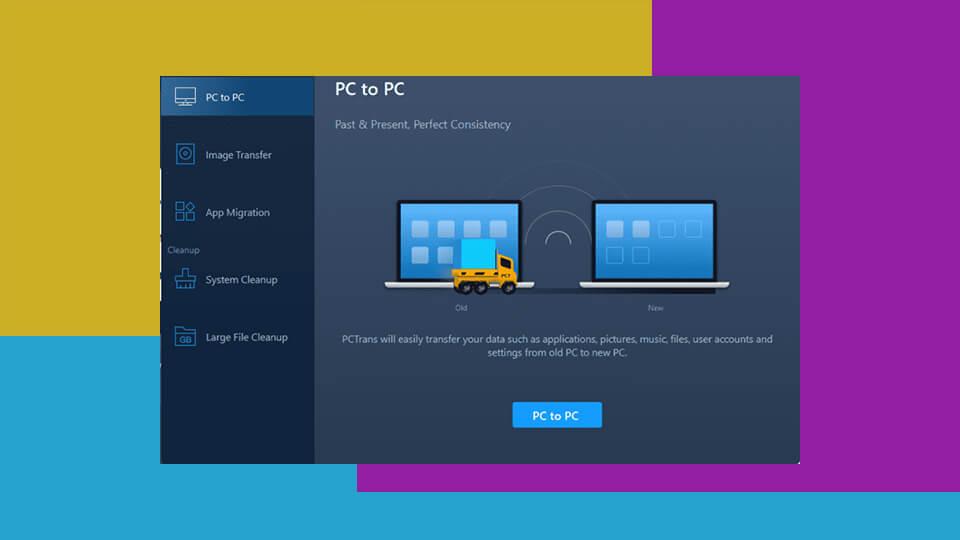 انتقال برنامه های نصب شده با استفاده از نرم افزار EaseUS Todo PCTrans