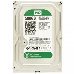 هارد اینترنال وسترن Green 500GB
