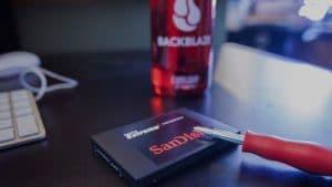 خرابی SSD