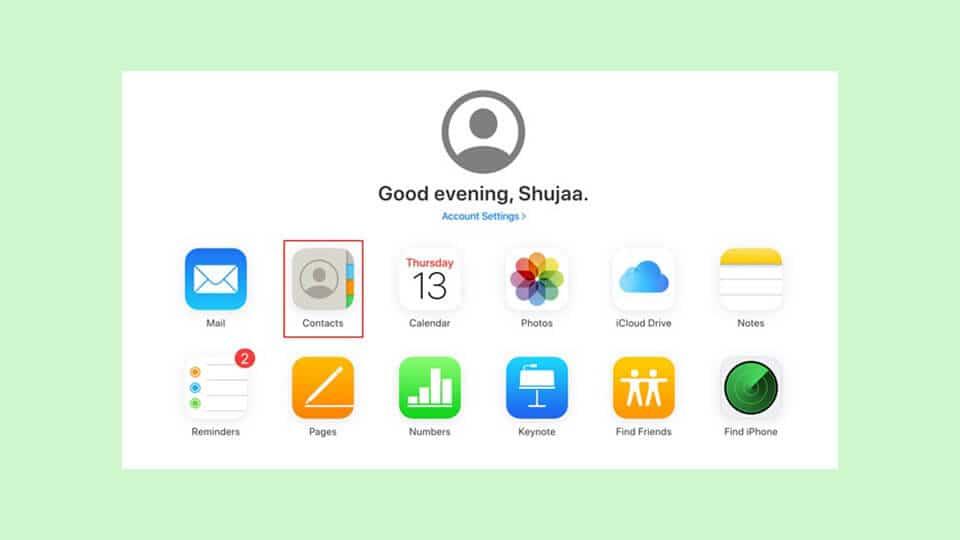 بکاپ گیری در iCloud