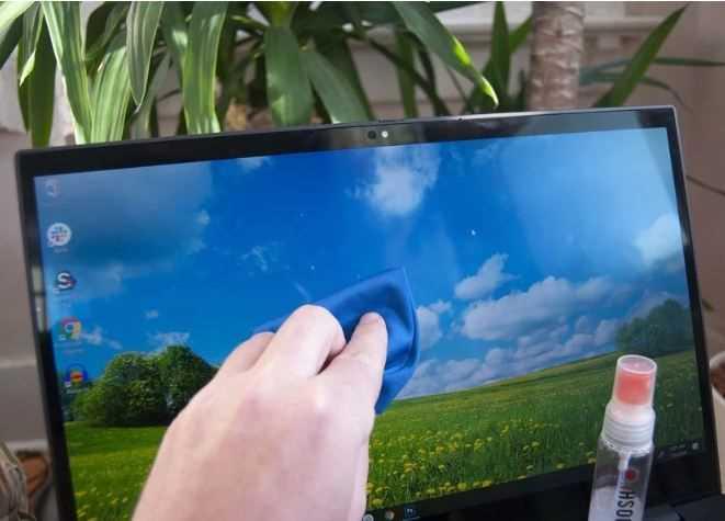 تصویر 3 ضد عفونی کردن لپ تاپ