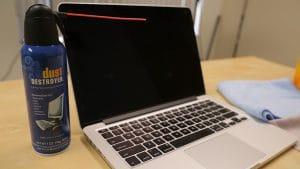 ضد عفونی لپ تاپ