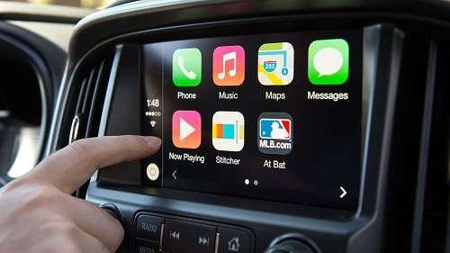 سیستم Apple CarPlay و Android Auto