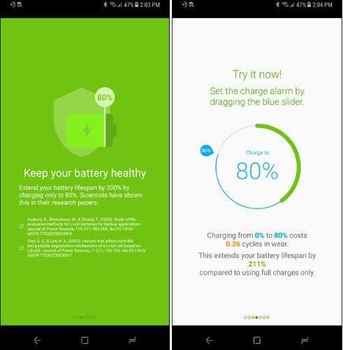 تصویر 2 تست سلامت باتری اندروید