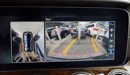 دوربین 360 درجه در ماشین