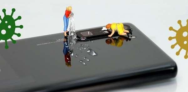تصویر 3 ضد عفونی گوشی
