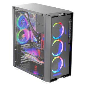 کیس کامپیوتر GREEN Z6 ARTEMIS