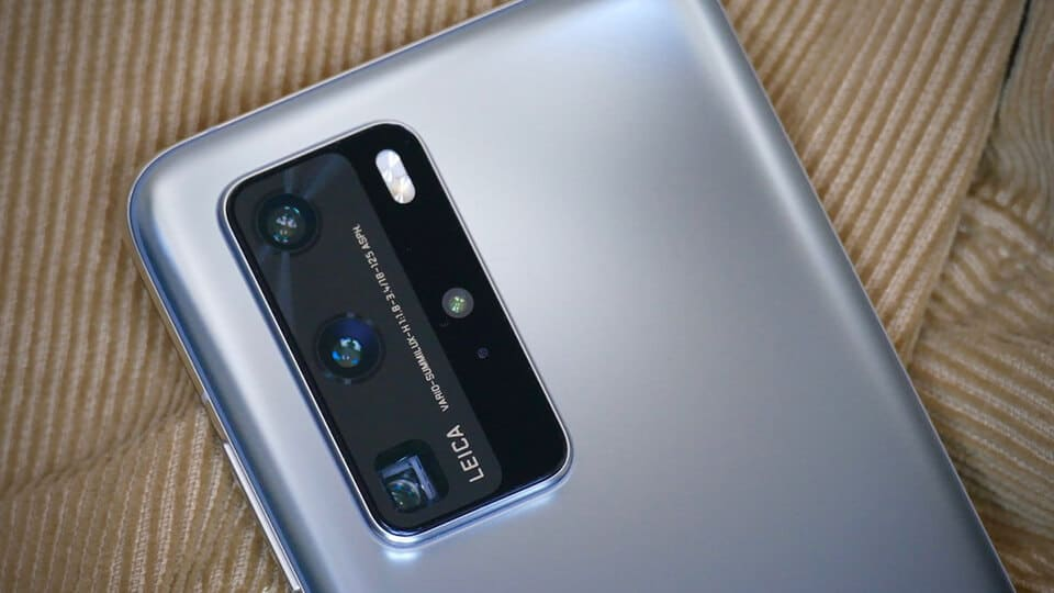 دوربین هواوی P40 Pro
