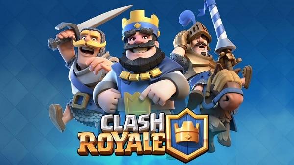 بازی اندروید 2020 Clash Royale