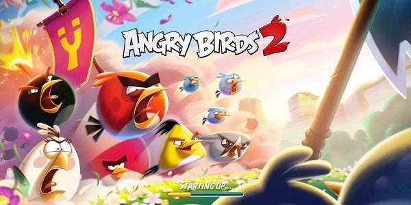 بازی اندروید 2020 Angry Birds 2