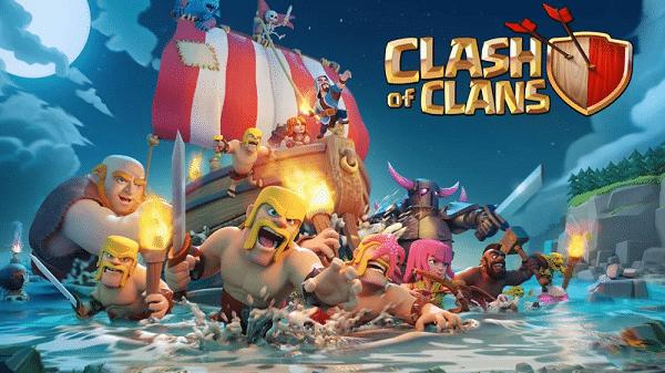بازی اندروید 2020  Clash of Clans