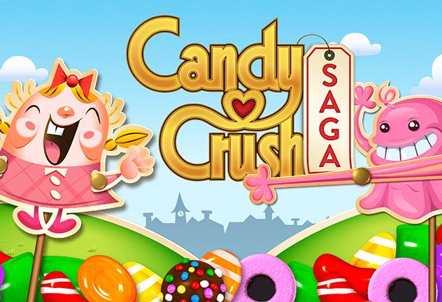 بازی اندروید 2020 Candy Crush Soda Saga