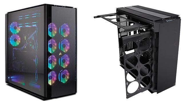 بهترین کیس کامپیوتر سال Corsair Obsidian 1000D