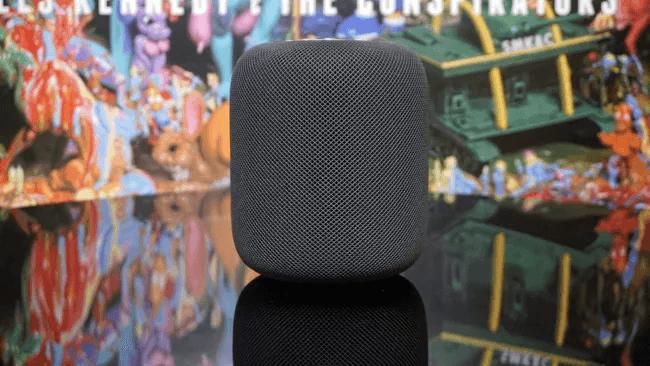 Apple HomePod 2  wwdc 2020