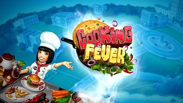 بازی اندروید 2020 Cooking Fever