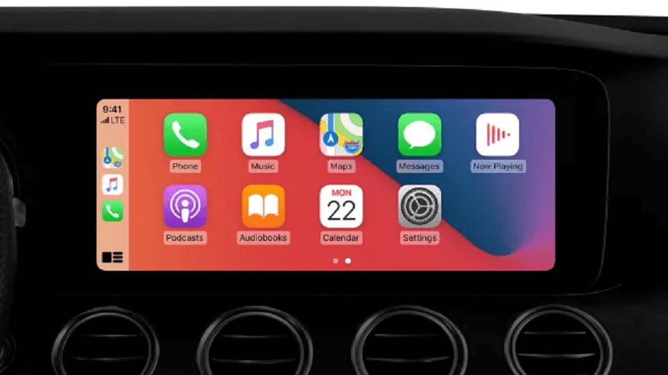 CarPlay iOS 14