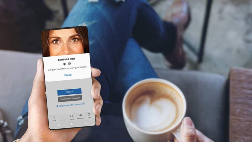 OEM solutions like Samsung Pass