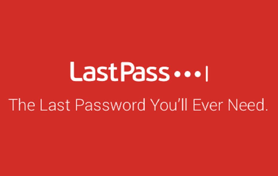 افزونه های گوگل : lastpass