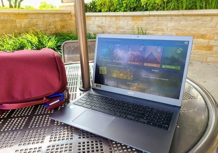 لپ تاپ کروم بوک Acer 715