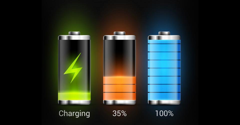 تنظیم محدیدت شارژ باتری