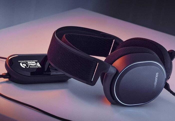 بهترین هدست گیمینگ SteelSeries Arctis Pro