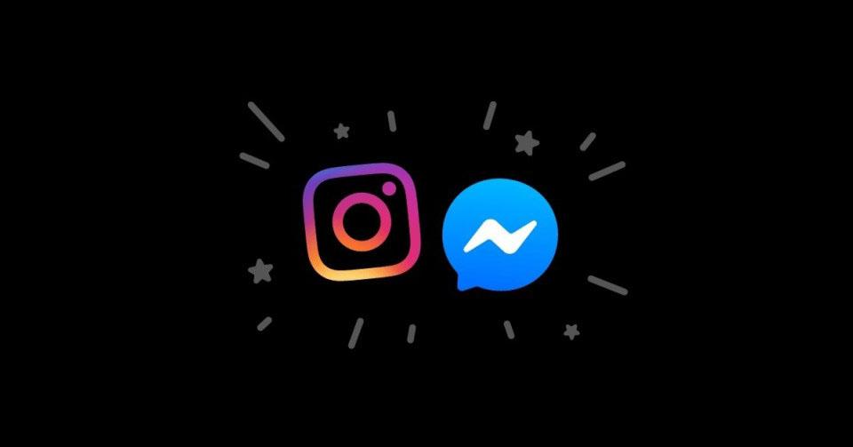 ادغام پیام رسان فیسبوک و ایسنتاگرام