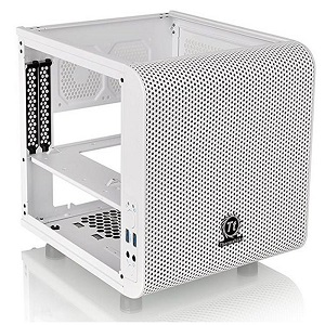 بهترین مینی کیس Thermaltake Core V1 Snow Edition