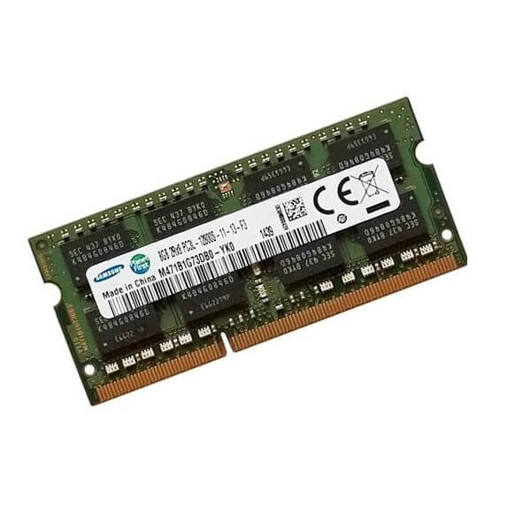 Samsung 8G pc3l 1600MHz