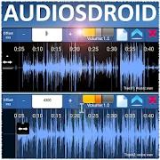 نرم افزار ویرایش صدا Audiosdroid