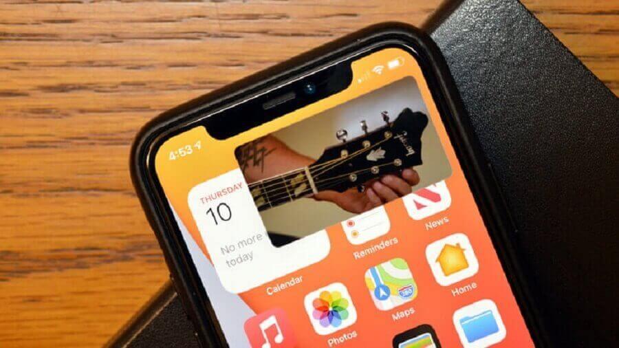 قابلیت Picture-in-picture برای اپل