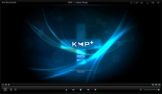 محبوب ترین پخش کننده فایل های صوتی و تصویری KMPlayer