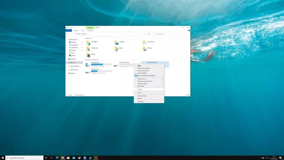 قالب بندی در رایانه یا لپ تاپ