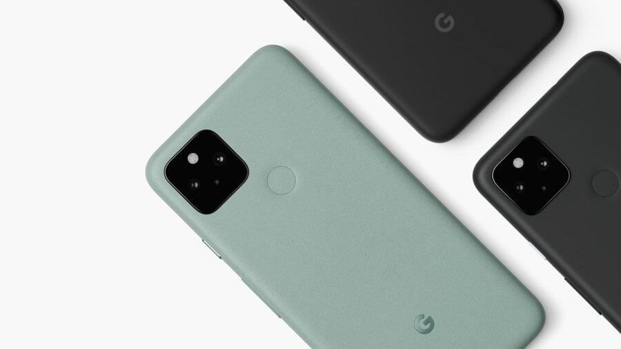 کیفیت ساخت Google Pixel 5