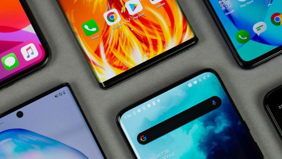 گوشی ارزان با قابلیت نصب برنامه شاد