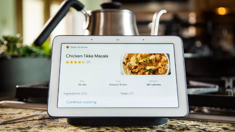 دستیار Google Home Hub