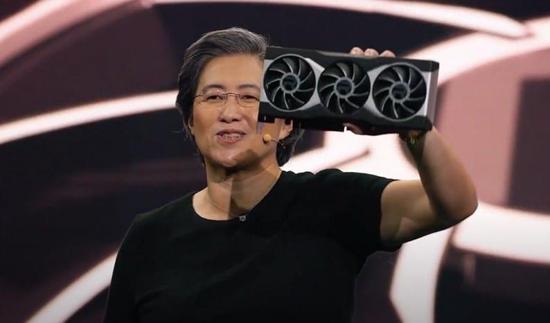 لیزا سو مدیر عامل AMD
