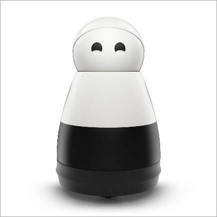 ربات موبایل Kuri