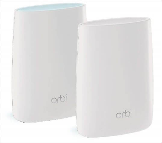 NETGEAR Orbi Ultra-Performance Whole Home Mesh Wi-Fi System