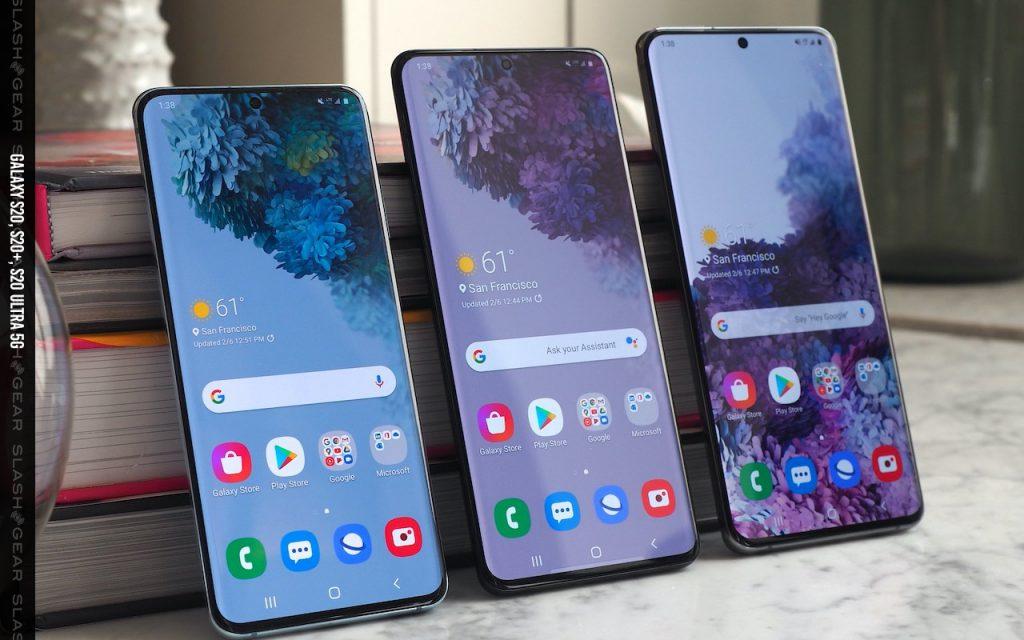 گوشی های Samsung
