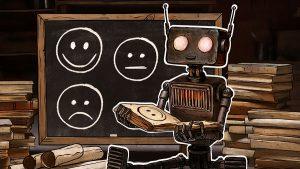 هوش مصنوعی تشخیص احساسات