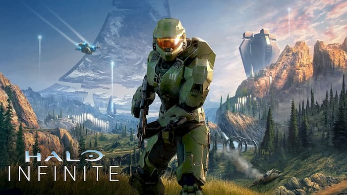بازی Halo Infinite برای پلتفرم xbox one